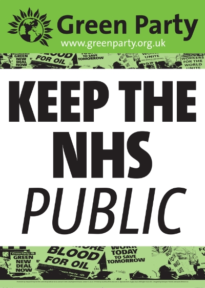 keep the NHS public